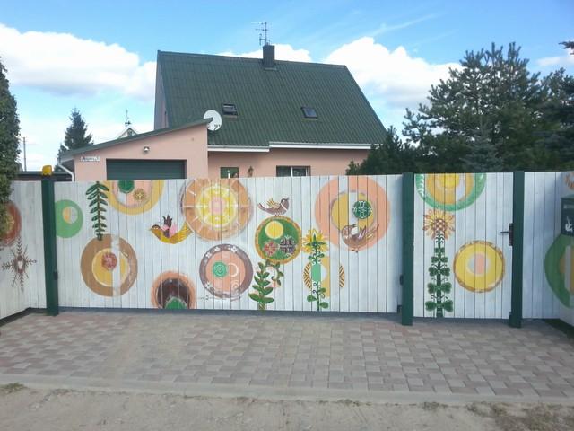 """Tvoros dekoras """"Saulėtas rytas"""""""