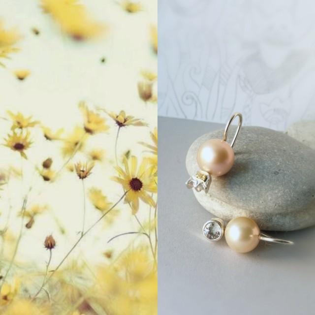 perlų istorijos :šilta, saulėta